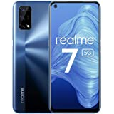 realme 7 5G - smartphone de 6.5, 6GB RAM + 128GB de ROM, 120Hz Ultra Smooth Display, 48MP Quad Camera, batería con 5000mAh y