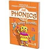 Just Phonics (26 Letter Sounds) and Activity Books follow the letter and Sound Sequence class Junior Infants [Paperback] Aoif