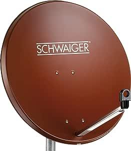 Schwaiger Spi996 2 Stahl Sat Spiegel Elektronik
