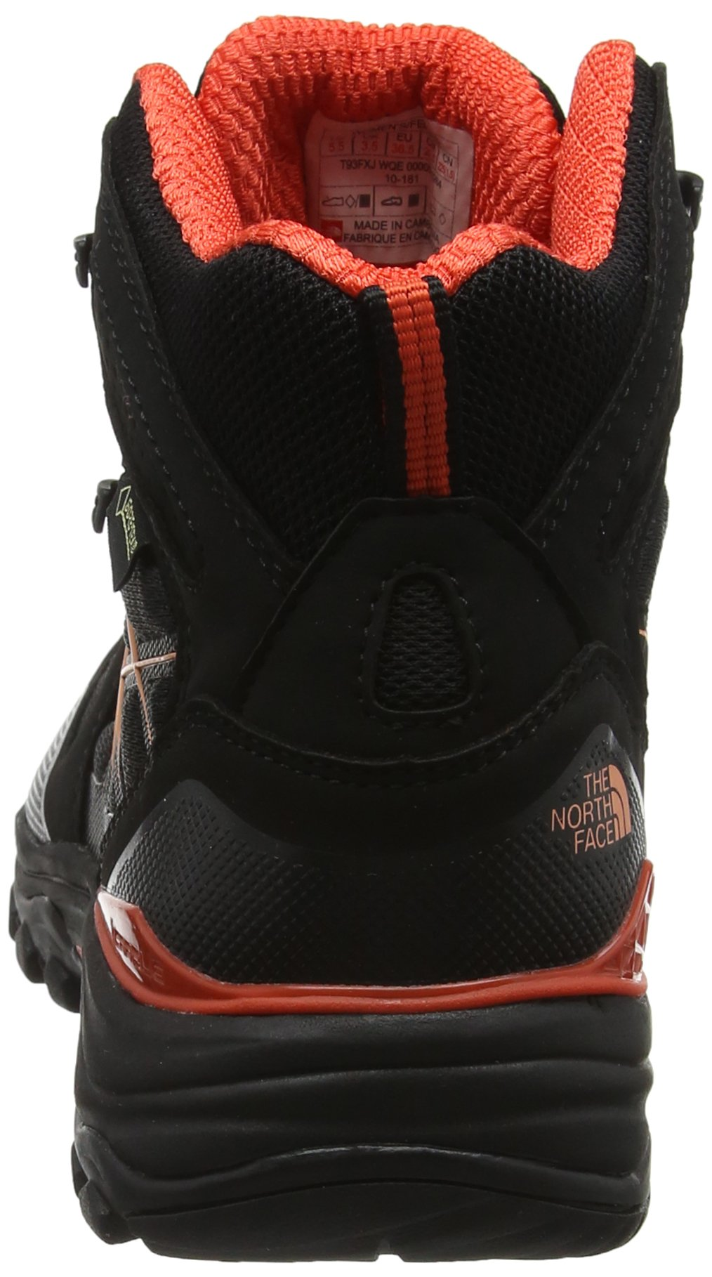 71RamRuVG3L - THE NORTH FACE Women's Hedgehog Fastpack Mid GTX High Rise Hiking Boots
