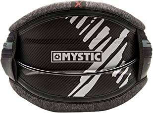 Mystic MAJESTIC X CARBON Kitesurf Harness 2017 - Black