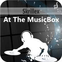 Skrillex At The MusicBox