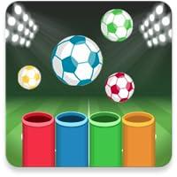 Farbe Fußball - Fun Sport Spiel