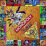 Winning Moves Monopoly Yu-Gi-Oh! - Das Original-Monopoly als Duell-Arena für Yu-Gi-Oh! Fans! (Deutsch)