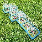 Sprinkle und Splash Play Matte aufblasbare Sprinkler Pad Sommer Outdoor Splash Wasser Spielzeug