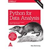 Python for Data Analysis: Data Wrangling with Pandas, NumPy, and IPython, 2nd Edition