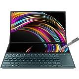 """ASUS ZenBook Duo UX481FL-BM044T - Portátil de 14"""" FullHD (Intel Core i7-10510U, 16GB RAM, 512GB SSD, NVIDIA MX250-2GB, Window"""