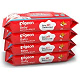 Pigeon Baby Skincare Wipes 72 Sheets Combo (Pack of 4)