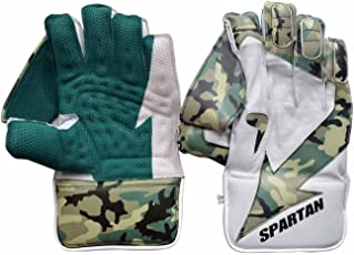 Spartan MS Dhoni Limited Edition CB-195 Wicket Keeping Gloves