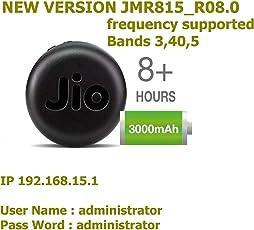 Reliance Jio Myfi Portable 4G Wifi Hot-Spot