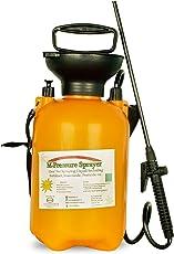 Pepper Agro Garden Pressure Sprayer (5 Litres, Yellow, 1 Qty)