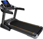 Durafit Royal 3.0 HP (6.0 HP Peak) DC Motorized Treadmill with Auto Incline