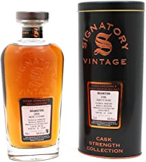 Deanston 2006-11 Jahre - 1st Fill Sherry Butt - Signatory Vintage Cask Strength Collection - 64,6%