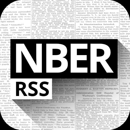 nber-rss-reader