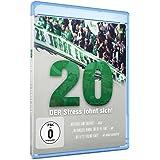 """Vfl Wolfsburg Blu-ray """"20 - DER Stress lohnt sich!"""" Ein Film von Fans für Fans"""