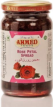 Ahmed Foods Gulqand Rose Petal Murabba, 450 gm