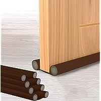 DEALBOOTH Door Bottom Sealing Strip Guard for Home Twin Under Door Draft Fabric Cover Gap Sealer - Stops Light/Dust/Cool…