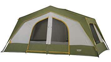 Wenzel Vacation Lodge Unisex Outdoor Dome Tent available in Green - 7 Persons Amazon.co.uk Sports u0026 Outdoors  sc 1 st  Amazon UK & Wenzel Vacation Lodge Unisex Outdoor Dome Tent available in Green ...