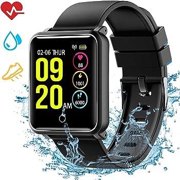 Samgu Smartwatch Reloj Inteligente Pulsera Actividad para ...