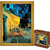 VanStar Cafe Terrace at Night Jigsaw Puzzles 1000 Pcs Of Adult Jigsaw Puzzles Game Kids Puzzle Toys Home Decoration Landscape