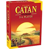 KOUZZINA Catan 5-6 Player Extension 5th Edition,Board Game,Card Game,for Family,Friends,Kids,Children(Multicolor).