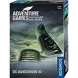 Kosmos Adventure Games - Die Monochrome AG: 1 - 4 Spelare (på Tyska)