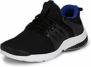 LeatherKraft Men's Premium Quality Sports Shoes