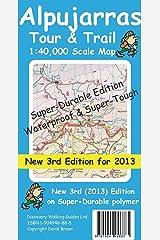 Alpujarras Tour & Trail Super-Durable Map Map