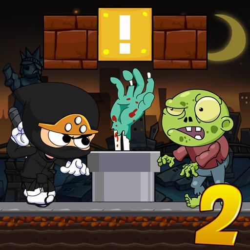 Ninja vs. Zombies 2 (Sonic Vs. Mario-spiele)