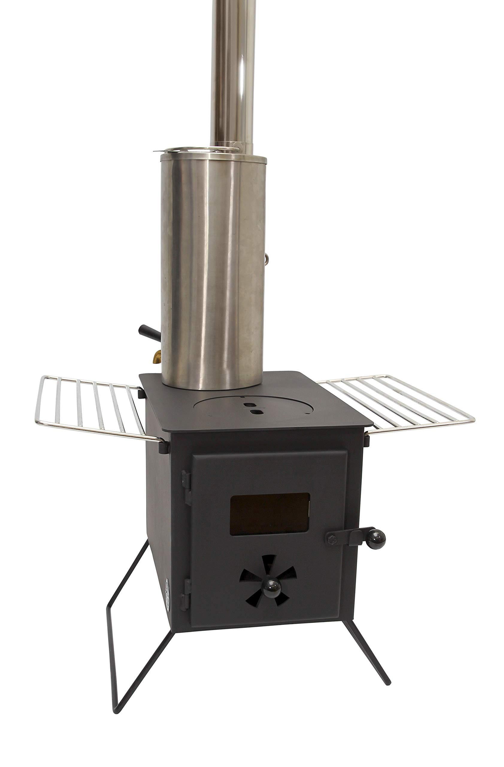 Outbacker 'Firebox' Portable Wood Burning Stove 5