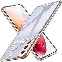 ESR Cover Trasparente Compatibile con Samsung Galaxy S21 5G 2021, Custodia Sottile, Morbida, in Polimero Trasparente…