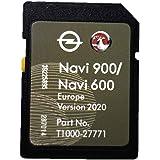 Nieuwste 2020/2021 Opel NAVI 600 NAVI 900 Navigatie Update SD KAART EUROPA TURKIJE SD CARD NAVI900 NAVI600 - T1000-27771