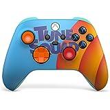 "Xbox Wireless Controller - ""Space Jam: A New Legacy"" Blue/Orange"