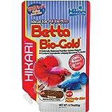 HIKARI Betta Bio-Gold Aquarium Fish Food, 20g