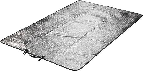 Grand Canyon Aluminium -/ Alu-Isolier-/ Thermo-/ Isomatte / Isolierende Unterlage, als Wärmeschutz, für Camping, Outdoor, Wandern, Reisen, verschiedene Größen