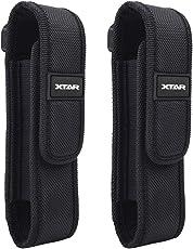 Xtar Molle Taschenlampe Tasche - Taschenlampe Klein Taktisch Gürtel bis 130 mm-170mm für Taschenlampe wie Fenix UC30 UC35 E35 Surefire G2 6P E2L TZ20