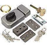 KOTARBAU® extra slot 60 mm 3 kleuren met buitencilinder Verschillende sluitingen kastslot deurslot slot slot slot slot slot b