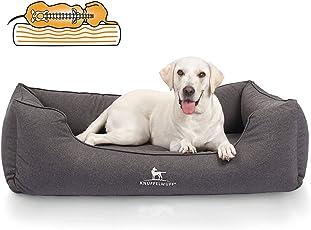 Knuffelwuff Orthopädisches Hundebett Ortho Hundebett Wasserabweisend Leon