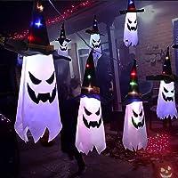 MagiDeal Halloween Lichterkette, 3m Zauberer Hut Halloween Deko Lichterkette, 5 LED Licht Batteriebetrieben für Party…