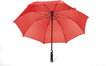 Shroff's Anchor Automatic Open Large Red Umbrella