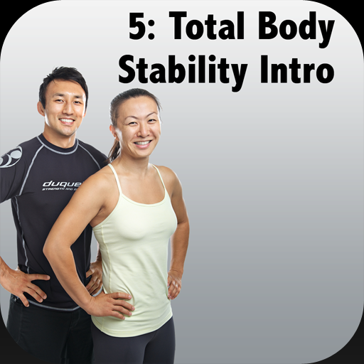 How to Defeat the Bigger, Stronger Opponent with Brazilian Jiu-Jitsu Vol 5; Total Body Stability and Fitness with Emily Kwok and Roy Duquette