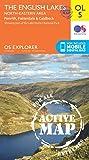 Lakes NE (OS Explorer Map) (OS Explorer Active Map)