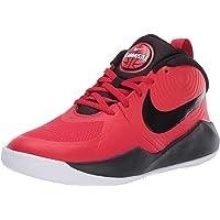 Nike Team Hustle D 9 (GS), Scarpe da Basket Unisex-Adulto
