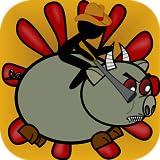 Monster Zombie-Schwein Rodeo - Monster Zombie Pig Rodeo