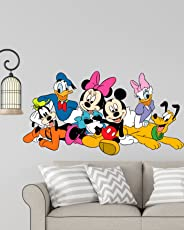 RNG Disney Cartoon Group Mickey Mouse,Minnie Mouse, Donald Duck