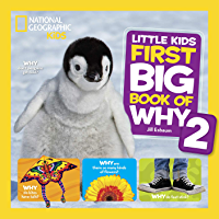 National Geographic Little Kids First Big Book of Why 2 (Little Kids First Big Books)
