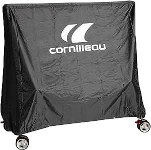 Cornilleau Table Cover Premium Grey Grau Einheitsgröße Sport Freizeit