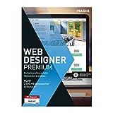 MAGIX Web Designer Premium – Version 12 (2017) – Homepages erstellen. Einzigartig. Einfach. [Download]