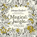 Magical Jungle - An Inky Expedition & Colouring Book
