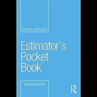 Estimator's Pocket Book (Routledge Pocket Books) (English Edition)